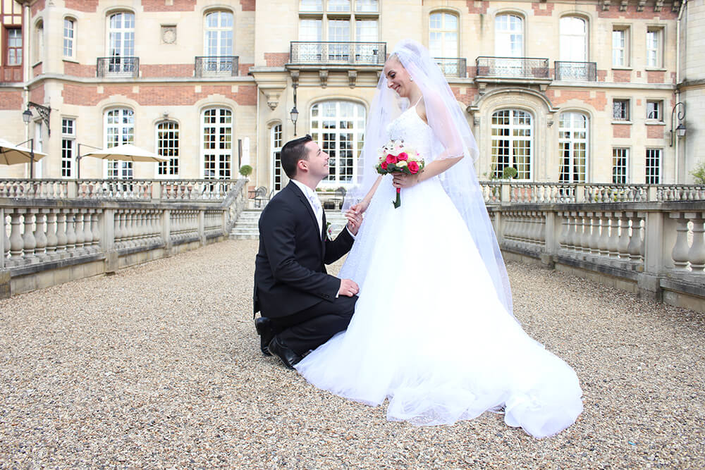 Mariage chantilly