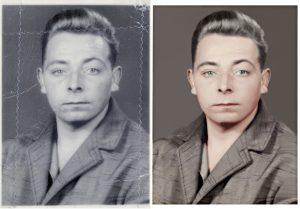 La restauration de vos photos anciennes